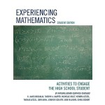 【预订】Experiencing Mathematics: Activities to Engage the High