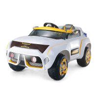 儿童电动车四轮小孩童车双驱动越野遥控汽车可坐人宝宝玩具车