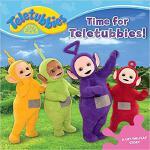 【预订】Time for Teletubbies! 9781481480536