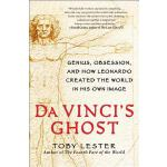 【预订】Da Vinci's Ghost: Genius, Obsession, and How Leonardo C