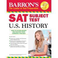 [现货]Barron's SAT Subject Test U.S. History