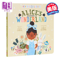 【中商原版】Bedtime Classics:Alice'S Adventures In Wonderland睡前文学:
