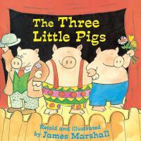 【预订】The Three Little Pigs 9780448422886