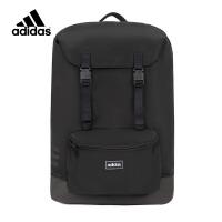 adidas/阿迪达斯大容量商务电脑背包男士双肩包时尚潮流简约学生书包ED0297