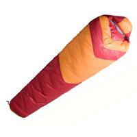 户外超舒适高档白鸭绒成人睡袋 超轻透气羽绒睡袋