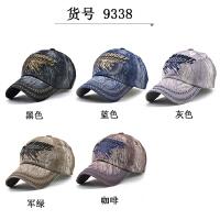 帽子男鸭舌帽潮流休闲棒球帽子男女夏季遮阳帽春秋太阳帽
