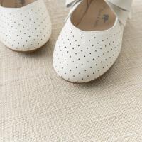 davebella戴维贝拉儿童皮鞋女公主鞋宝宝2020新款春季鞋子DB12633