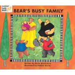 【预订】Bear's Busy Family