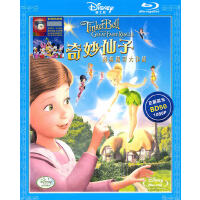 奇妙仙子:拯救精灵大作战(蓝光BD)