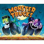 【预订】Monster Trucks