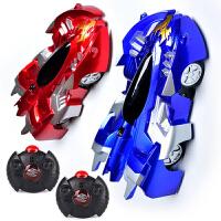遥控汽车玩具儿童男孩10岁爬墙车5四驱6充电8赛车12吸墙电动特技7