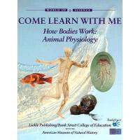 【预订】How Bodies Work: Animal Physiology