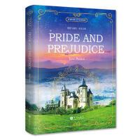 【二手书8成新】傲慢与偏见 Pride and Prejudice 全英文版 世界经典文学名系列 昂秀书虫 (英)简