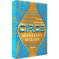 英文原版 喀耳刻 Circe 阿基里斯之歌作者Madeline Miller新作 古希腊神话故事再创作 The Son