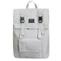 新款原宿港风双肩包男大容量书包女韩版时尚潮休闲旅行背包电脑包