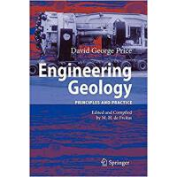 【预订】Engineering Geology 9783642067259