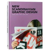 New Scandinavian Graphic Design 新斯堪的纳维亚平面设计书籍