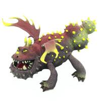 20190429202538887驯龙高手玩具 驯龙记 驯龙高手 飞龙公仔 哈格芬 飞龙玩偶 恐龙玩具模型
