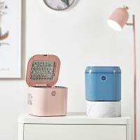 babycare奶瓶消毒器带烘干器 婴儿消毒柜多功能紫外线消毒锅儿童消毒柜不锈钢机身