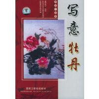 学习中国画:写意牡丹(4VCD)