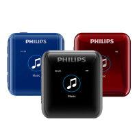 飞利浦SA2816无损MP3音乐播放器HIFI发烧级学生版蓝牙便携随身听