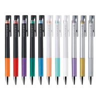 日本百乐按动签字笔水笔Juice up新果汁金属彩色中性笔LJP-20S4
