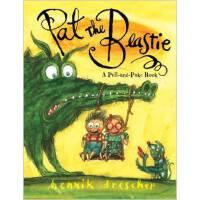 [现货]英文原版Pat the Beastie 打小野兽 纸板翻翻书