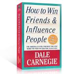 人性的弱点 戴尔卡耐基 英文原版 How to Win Friends and Influence People 人际