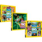 英文原版 美国国家地理 National Geographic Little Kids First Big Book