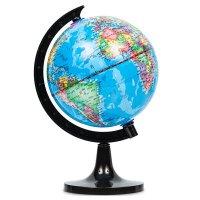 晨光地球仪世界地球仪14.2cm书房装饰摆设儿童早教学习仪器政区地球仪