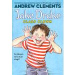 JAKE DRAKE, CLASS CLOWN 杰克 德雷克,班级小丑(粉灵豆) ISBN 9781416949121