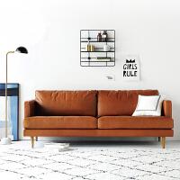 欧式简易沙发 办公沙发接待会客洽谈简约办公室沙发茶几组合小户型