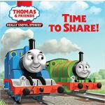【预订】Thomas & Friends Really Useful Stories *: Time to Share