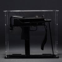 英格拉姆m10冲锋枪 全金属狙击枪 手枪模型 可拆卸 MX7219-0088