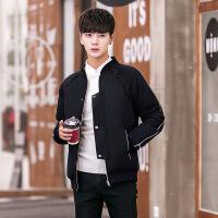 棉衣男士外套2019冬季新款男装加厚短款韩版潮流冬装棉袄