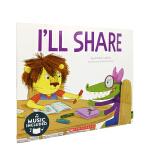 英文原版 I'll Share (Me, My Friends, My Community)书+CD