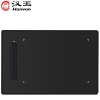 汉王小黑0906数位板手绘板电脑绘画板手写板写字输入板电子绘图板