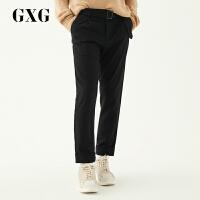 GXG男�b 春季男士�n版潮流�r尚青年�冗���Ш谏�休�e�L�男