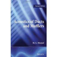 【预订】Acoustics of Ducts and Mufflers