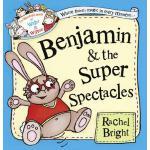 【预订】Benjamin and the Super Spectacles (the Wonderful World