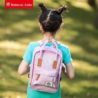 【3折价:66元】探路者儿童双肩背包 秋冬户外中性儿童8升背包QEBG85302