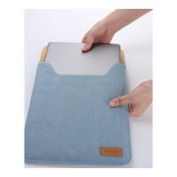 电脑内胆包苹果笔记本air13.3寸Macbook12pro13保护套