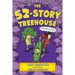 【预订】The 52-Story Treehouse Vegetable Villains!
