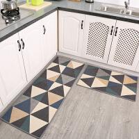 厨房地垫脚垫进门地毯门垫脚垫防滑门口家用长条防油吸水定制