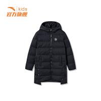 【3折价209.7】安踏童装女童羽绒服儿童加厚保暖羽绒服36847911