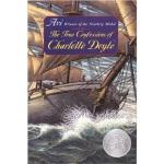 The True Confessions of Charlotte Doyle 一名女水手的自白(1991年纽伯瑞银奖) ISBN9780380728855