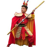 孙悟空万圣节演出服齐天大圣套装美猴王服装西游记舞台道具