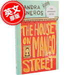现货 英文原版 The House on Mango Street 芒果街上的小屋