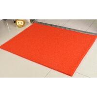门口地毯进门脚垫防滑塑料地毯室外防水防滑地毯入户门垫酒店订做q