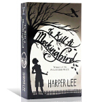 杀死一只知更鸟 英文原版小说 To Kill a Mockingbird 50周年纪念版 哈珀李 英文版进口书籍正版